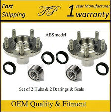 1990-1999 SUBARU LEGACY Front Wheel Hub & Bearing & Seals Kit with ABS (PAIR)