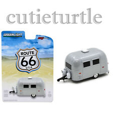 Greenlight Airstream Bambi Sport 16 Trailer Camper 1:64 Route 66 50849 Silver