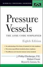 Pressure Vessels : ASME Code Simplified, J. Phillip Ellenberger, Good Book