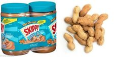Skippy Creamy Peanut Butter, 48 oz, (Pack of 2)- Creamy