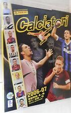 ALBUM CALCIATORI 2006 2007 Panini Collezionismo +182 figurine Calcio Sport di e