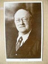 1900s Postcard- Theater Actors MR. FRED TERRY