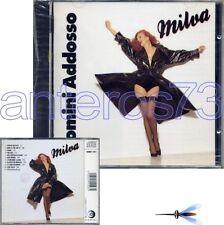 """MILVA """"UOMINI ADDOSSO"""" RARO CD SANREMO - POOH MARCO MASINI"""
