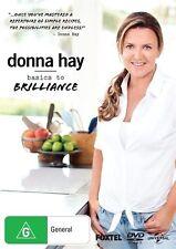 Donna Hay - Basics To Brilliance (DVD, 2016) (Region 4) Aussie Release