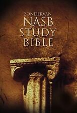 NASB Study Bible (2000, Hardcover) Over 20,000 in-text notes