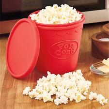 DIY Food-grade Popcorn Bucket Microwave Pop corn Bowl Maker Popcorn Baking Tools