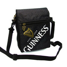 Genuine Licensed Guinness Travel Shoulder or Waist Bag 5046