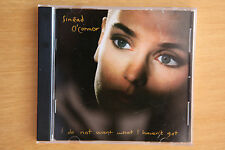 Sinéad O'Connor ‎– I Do Not Want What I Haven't Got  *FREE POST*  (REF BOX C10)