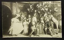Das Dreimäderlhaus Franz Schubert Berlin 1918 - Foto Autogramm-AK (Lot-H-1015