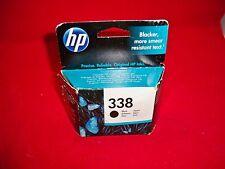 GENUINE HP INK MODEL 338 Black PN# C8765EE UUS Sealed Expired 06/2015