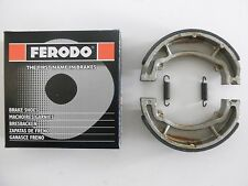 FERODO GANASCE FRENO POSTERIORE per YAMAHA DT 125 CHESTERFIELD SCOUT 1988