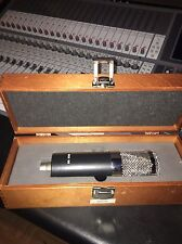 Bock Audio U195 Microphone Original Hand Wired By David * Soundelux **MUST SEE**