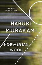 Norwegian Wood by Haruki Murakami Paperback Book (English)