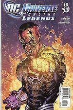 DC COMICS DC UNIVERSE ONLINE LEGENDS #16 DECEMBER 2011 SINESTRO NM