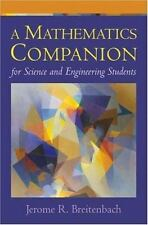 A Mathematics Companion for Science and Engineering Students