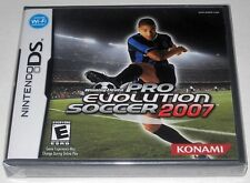 Winning Eleven: Pro Evolution Soccer 2007 (Nintendo DS) ..Brand New!!