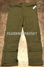 Aramid Aircrew Cold Weather FIRE RESISTANT TROUSER PANT LINER USAF Med Reg NEW