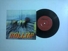 "Bruno Spoerri / Rollin' – Disco Vinile 45 giri 7"" Single Sided, Promo"