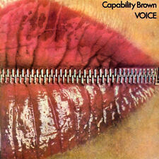 "Capability Brown:  ""Voice""  (Digipak-CD)"