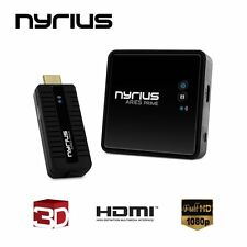Nyrius ARIES Prime Digital Wireless HDMI Transmitter & Receiver System for HD 10
