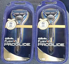 2 x Gillette Fusion ProGlide Manual GOLD Limited Edition ** GET YOURS TODAY **