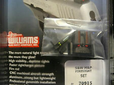 WILLIAMS GUN SIGHT SYSTEM FIT ALL S&W M&P MODELS (EXCEPT SHIELD) NEW IN PACKAGE