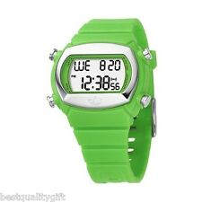 NEW ADIDAS CANDY GREEN DIGITAL RESIN WATCH-ADH6037