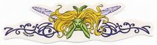 RARE Sexy NUDE BLONDE Haired GREEN SKINNED FAIRY VINYL STICKER/DECAL Art By ODM