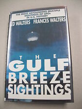 """""""THE GULF BREEZE SIGHTINGS"""" BY WALTERS! AN ACCOUNT OF THE MULTIPLE UFO EVENTS!"""