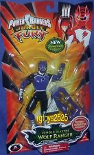 "Power Rangers Jungle Fury 5"" Master Wolf Ranger New Factory Sealed 2008"
