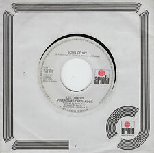 "7"" 45 TOURS HOLLANDE LEE TOWERS ""Song Of Joy / But He Still Loves You"" 1978"