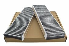 Carbon Cabin Air Filter for Audi A6 2005-2011 R8 08-12 S6 07-11 OE# 4F0 819 439
