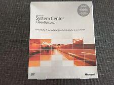 Microsoft System Center Essentials 2007, Integrierte Managementlösung Deutsch