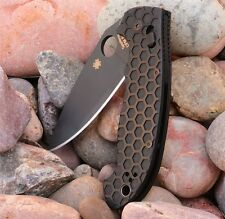 Spyderco Manix 2 XL Scales ~ CNC Machined From Aluminum