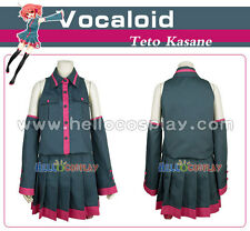 Teto Kasane Cosplay Costume From Vocaloid H008