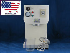 Dental Laboratory Vacuum Mixer with One Cup 110V 006-DQ-01 Lab Series dentQ