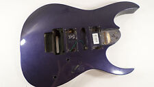 COOL Ibanez RG370DX NM Navy Metallic Electric Guitar Body Blue / Purple