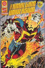 DC gegen MARVEL SONDERBAND # 1 (deutsch) - AMALGAM UNIVERSUM - DINO VERLAG - TOP