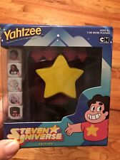Yahtzee: Steven Universe Edition - Garnet's Gauntlet Dice Cup Classic Game NEW