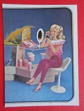 figurines prentjes cromos stickers picture cards figurine barbie 115 panini 1983