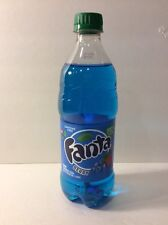 Fanta Berry Soda - Blue - 20 floz - Plastic Bottle - New - Rare Find Berry Blue