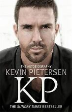 KP: The Autobiography by Kevin Pietersen    EXCELLENT HARDBACK     H3