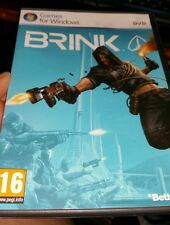 Brink PC GAME - FREE POST