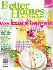 Better Homes and Gardens July 2010 Foolproof Garden Color in Sun or Shade/Fish