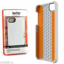 Original de Tech 21 D30 impacto contraportada Snap Case Para Iphone 5 5s t21-1811 En Caja