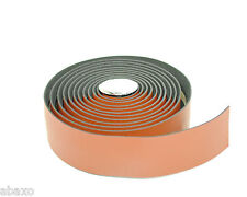 ROAD BIKE FAUX LEATHER HANDLEBAR TAPE BICYCLE BAR WRAP LIGHT BROWN