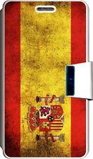 Flip case cover funda tapa Vodafone Smart 3,bandera espana