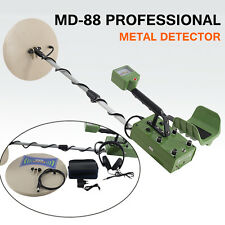 KingDetector MD-88 Professional Pro Metal Detector w/ WaterProof Search Coil