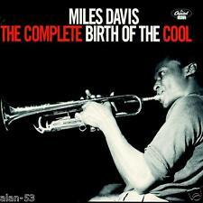 MILES DAVIS ~ THE COMPLETE BIRTH OF THE COOL ~ CD ~ 25 GREAT SONGS ~ BRAND NEW!!