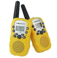 Wireless 2Pcs LCD 5KM UHF Auto Multi Channels 2-Way Radio Walkie Talkie T-388